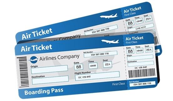 جریمه کنسلی بلیط هواپیما