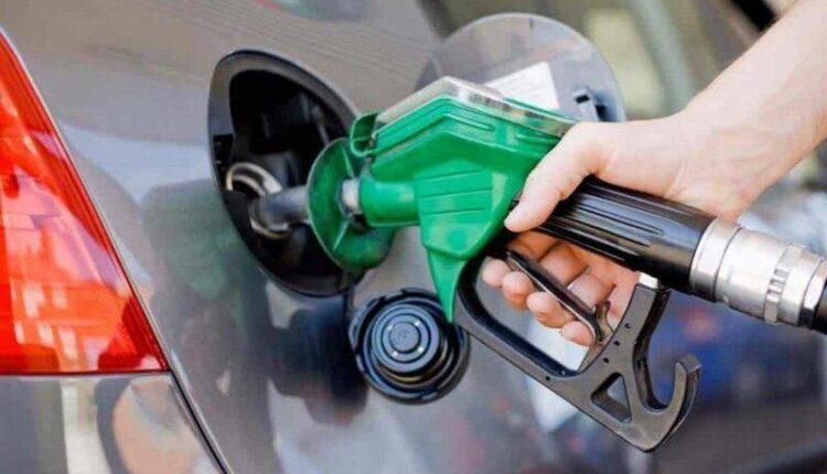 سوخت گیری پیمانه ای بنزین