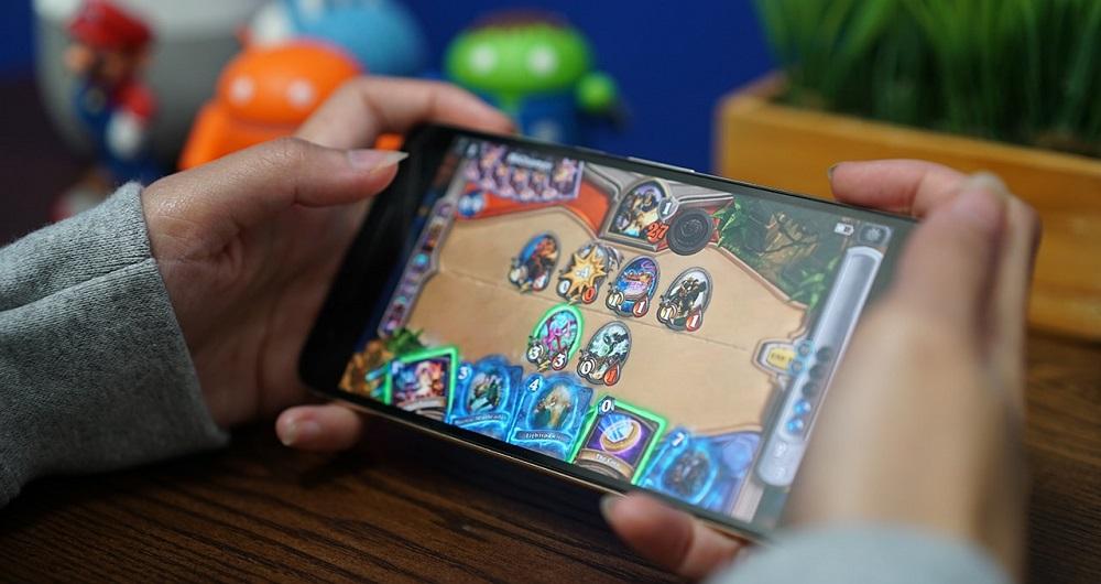 درآمد بازی های موبایل