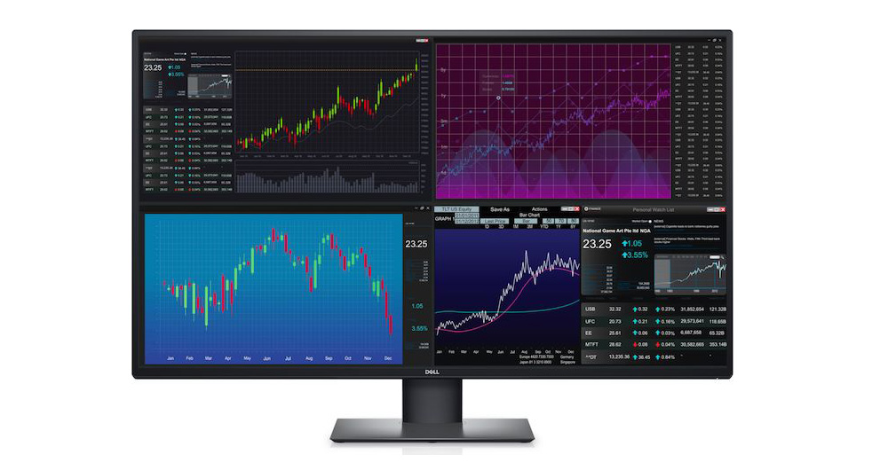 کمپانی Dell از مانیتور اولترا شارپ U4320Q رونمایی کرد
