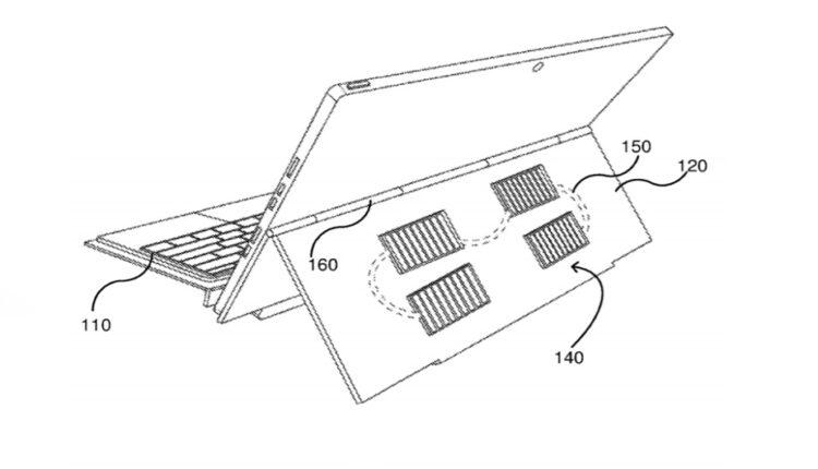 نسل بعدی تبلت های سرفیس پرو به صفحات خورشیدی مجهز می شوند؟