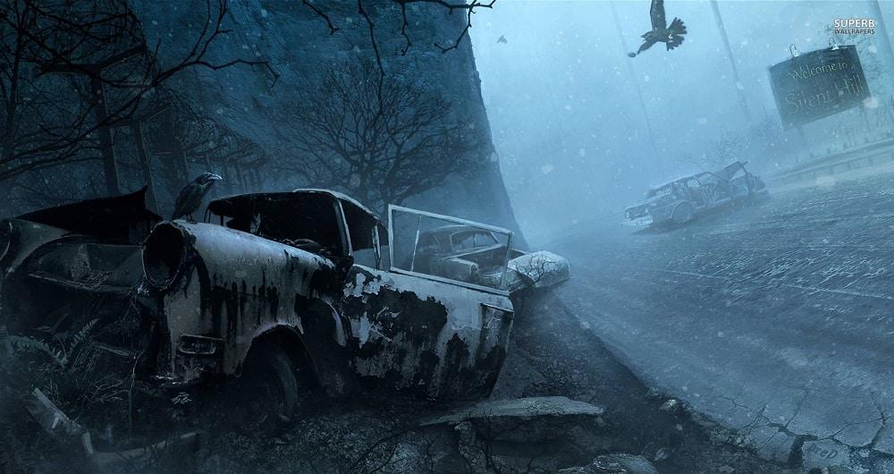 طراح هیولاهای Silent Hill