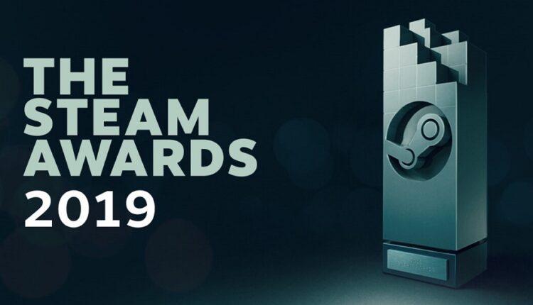 برندگان مراسم Steam Awards 2019