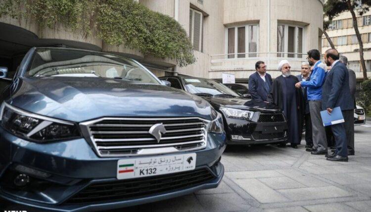 موتور EF پلاس ایران خودرو
