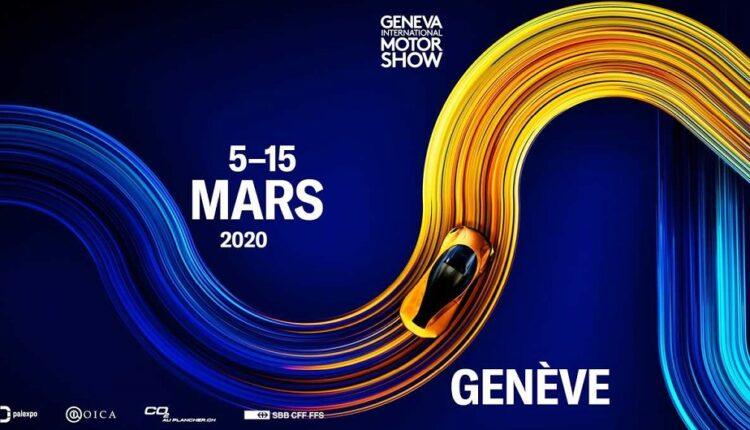 نمایشگاه خودروی ژنو 2020