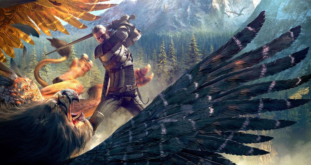 درآمد بازی The Witcher 3