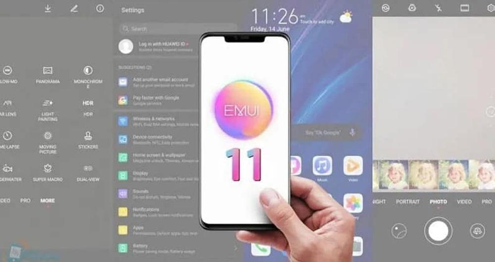 رابط کاربری EMUI 11 برای کدام گوشی های هواوی عرضه می شود؟