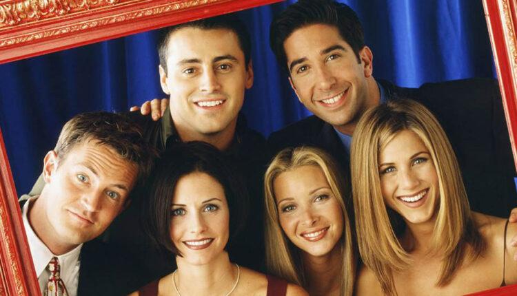 قسمت جدید سریال Friends در 31 اردیبهشت پخش می شود