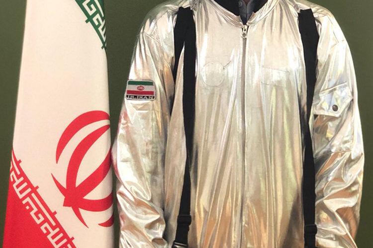 لباس فضانوردان ایران