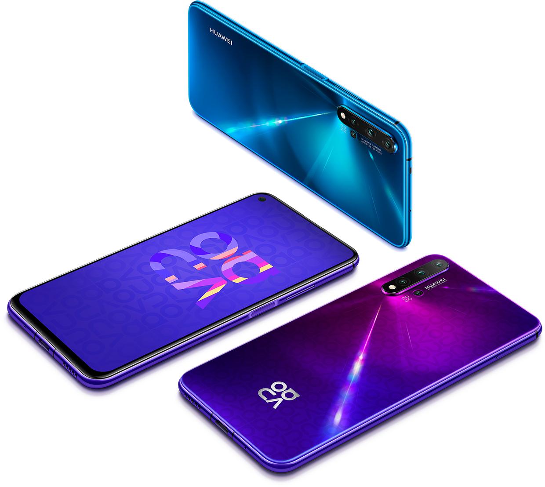 گوشی Huawei Nova 5T ایران