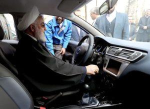 جدیدترین خودروی ایران خودرو