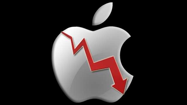 با انتشار خبر تأخیر در عرضه آیفون ارزش سهام اپل کاهش یافت