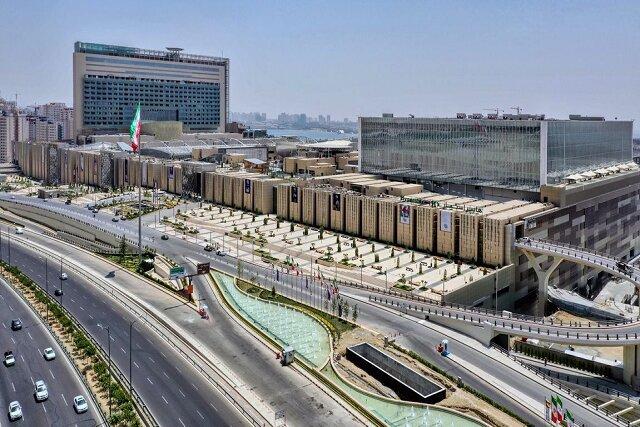 ساخت بیمارستان 3000 تختخوابی توسط علی انصاری برای بیماران کرونا