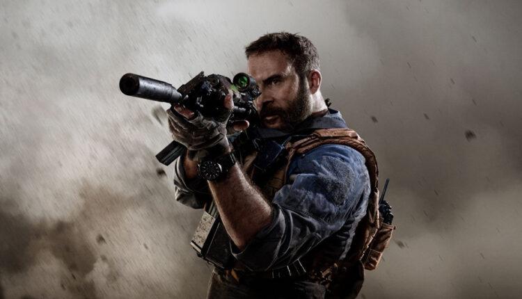 حالت بتل رویال بازی Call of Duty: Modern Warfare