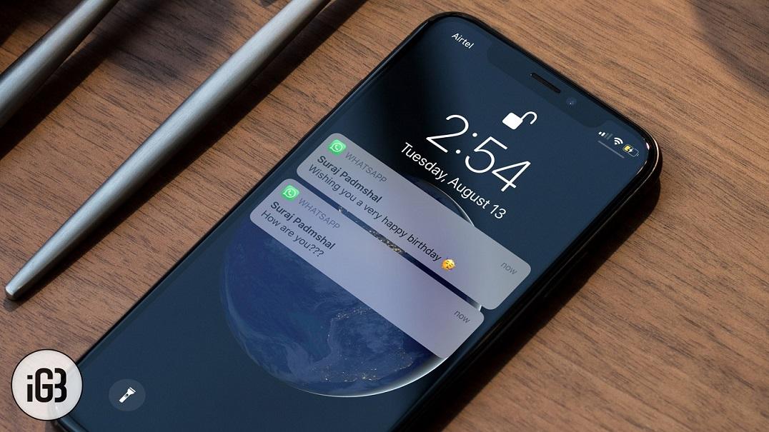 آموزش نحوه غیر فعال کردن گزینه Message Preview در تلگرام