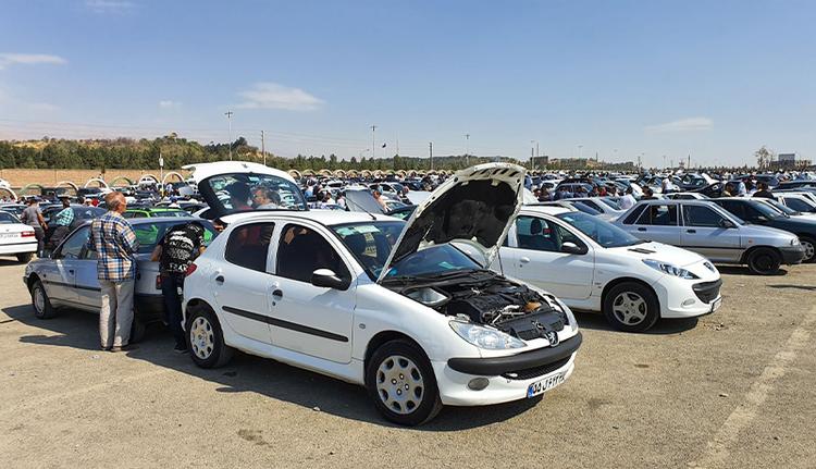 افشای پشت پرده باند مافیایی تعیین قیمت خودرو در بازار آزاد