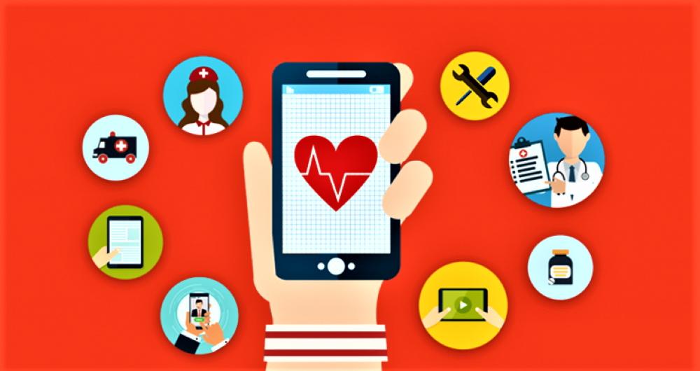 اپلیکیشنهای سلامتی و درمانی