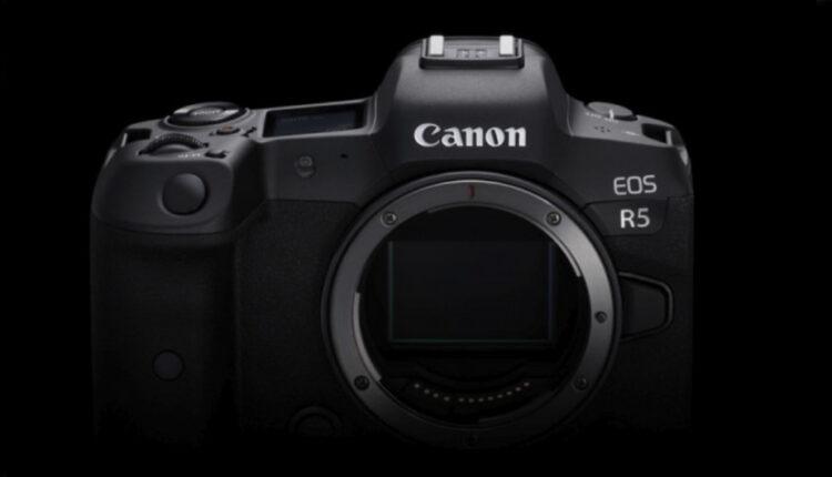 کانن از جزییات بیشتر درباره دوربین EOS R5 رونمایی کرد