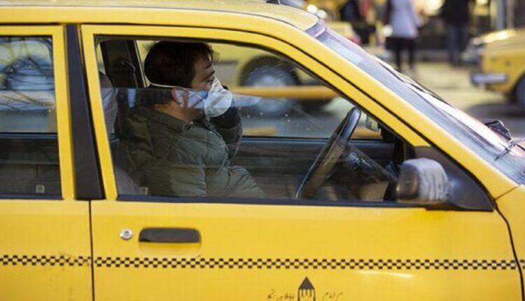 نشستن 3 مسافر در صندلی عقب تاکسی ممنوع شد