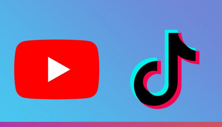 بخش Shorts یوتیوب