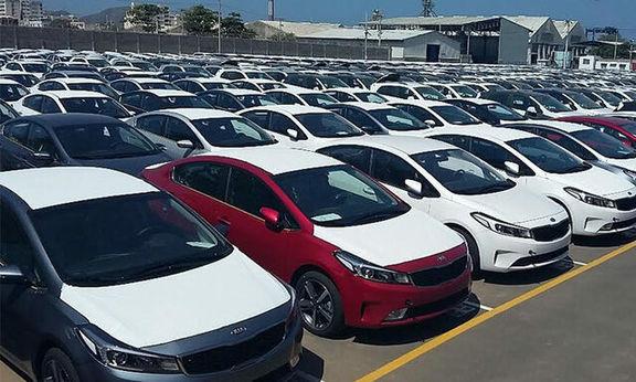 سقوط آزاد قیمت خودروهای خارجی با ترخیض خودروهای دپوشده از گمرک