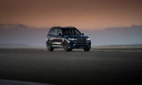 BMW XB& ALpina