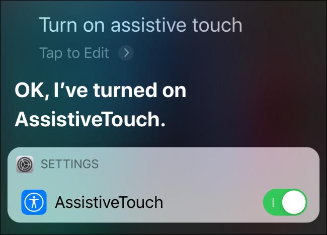 فعال و غیرفعال کردن Assistive Touch