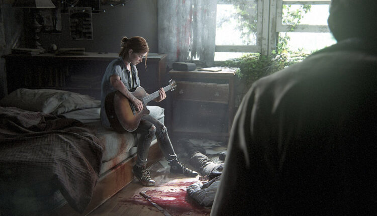 ساخت بازی The Last of Us Part 2