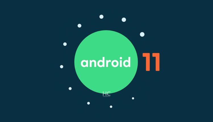 نسخه بتای Android 11