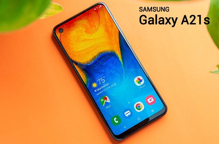 سامسونگ Galaxy A21s