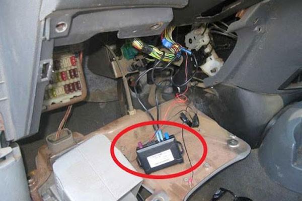 ردیاب GPS ماشین