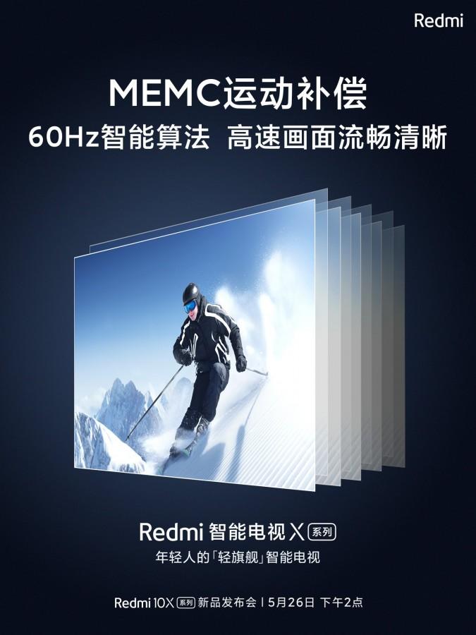 تلویزیون سری Redmi X