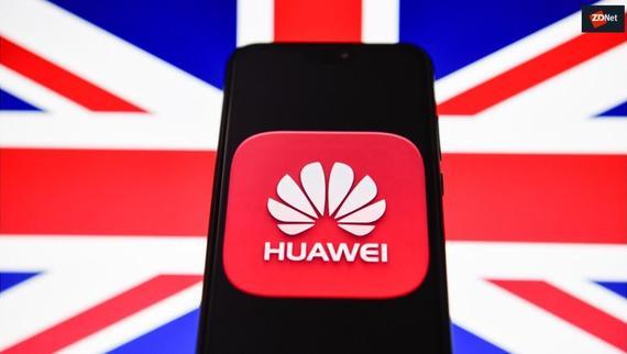 توسعه شبکه 5G انگلیس توسط هواوی