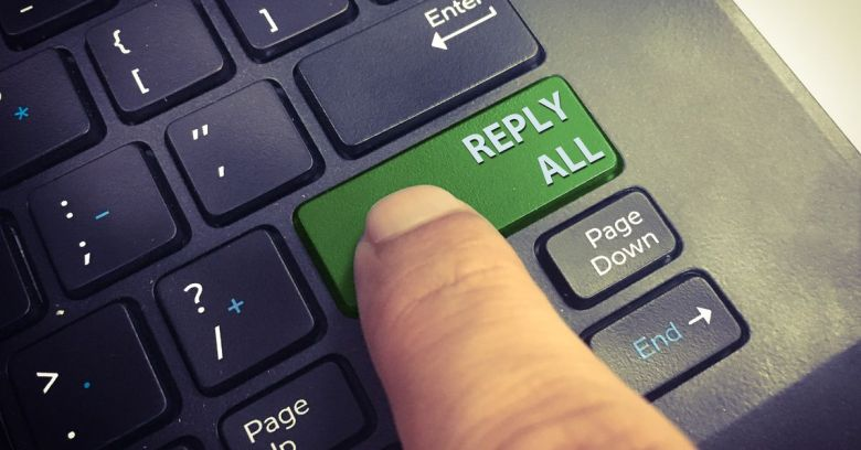 microsoft reply all email مایکروسافت