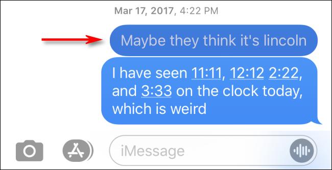 جستجوی پیامهای متنی در آیفون و آیپد