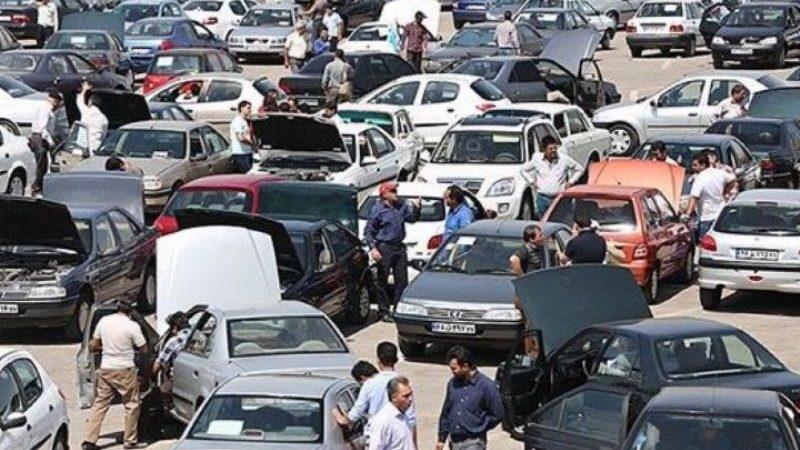 شروع فروش حواله های برندگان ایران خودرو   دلالان برنده قرعه کشی صوری!