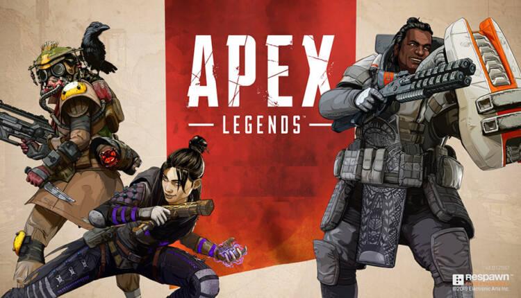 نسخه موبایل Apex Legends