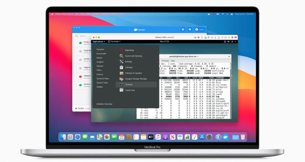 اپل از پردازنده های جدید خود برای محصولات مک استفاده می کند