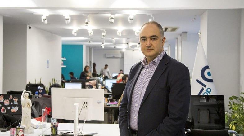 ژوبین علاقبند مدیرعامل سابق اسنپ