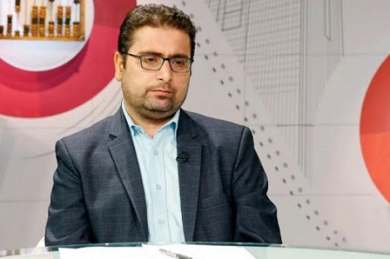 یاسر رایگانی سخنگوی سازمان تعزیرات