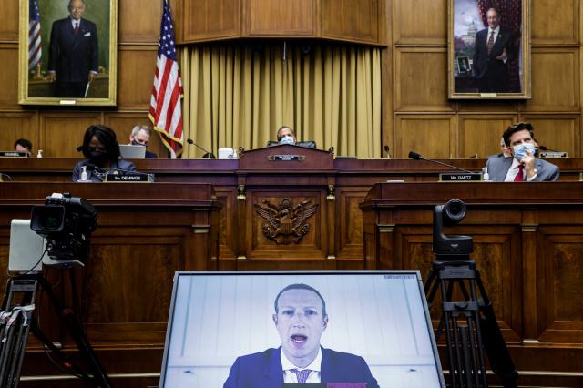 خریدهای انحصارطلبانه فیس بوک