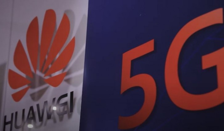 تجهیزات شبکه 5G هوآوی