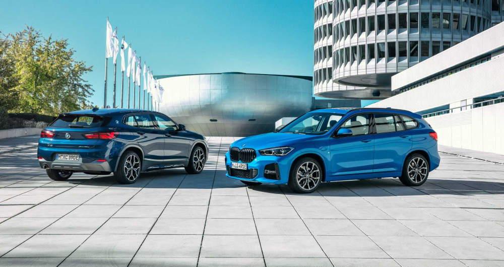 نسل سوم خودروهای BMW X1