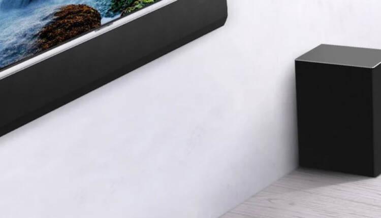 ساندبار GX ال جی با ساب ووفر بی سیم و فناوری Dolby Atmos از راه می رسد