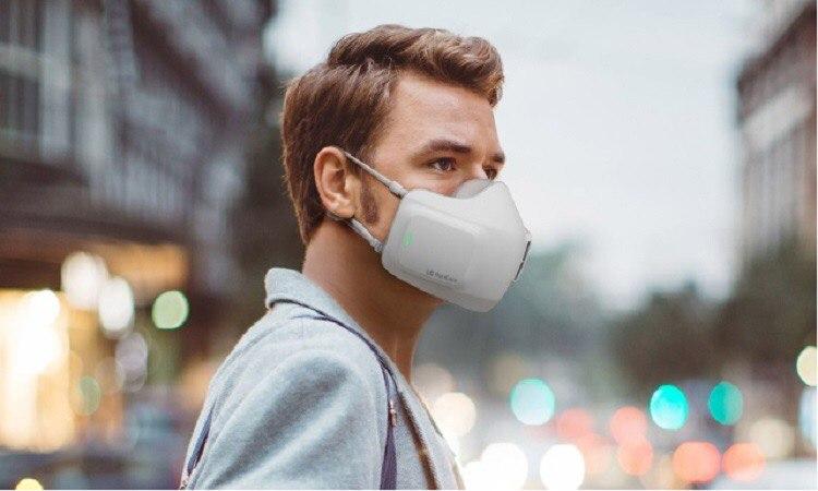 تصفیه هوا برای ماسکهای صورت