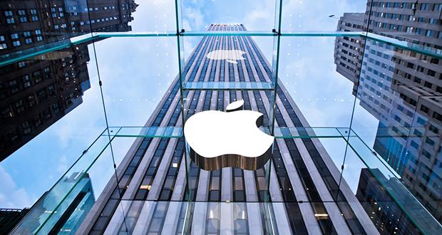 غرامت از شرکت اپل
