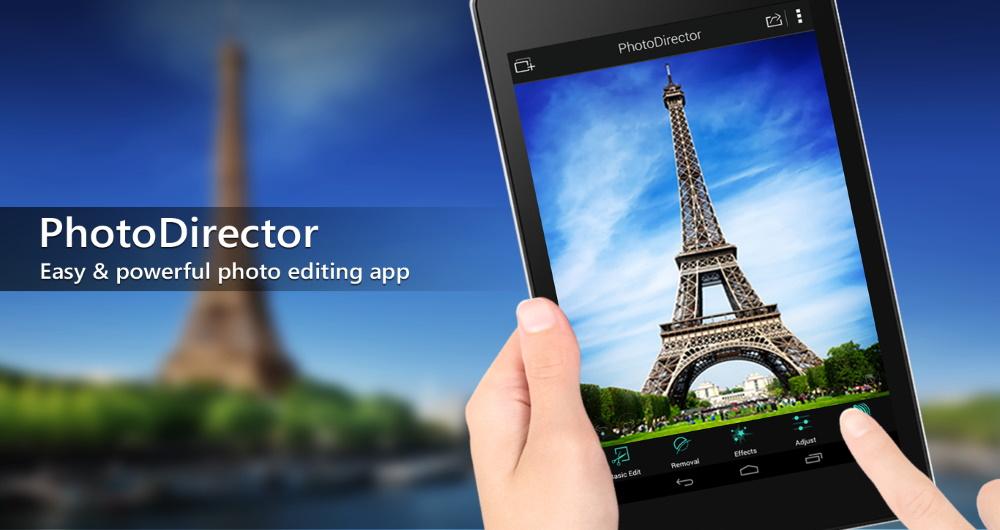 اپلیکیشن PhotoDirector