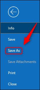ایجاد قالب ایمیل و استفاده از آن در Microsoft Outlook
