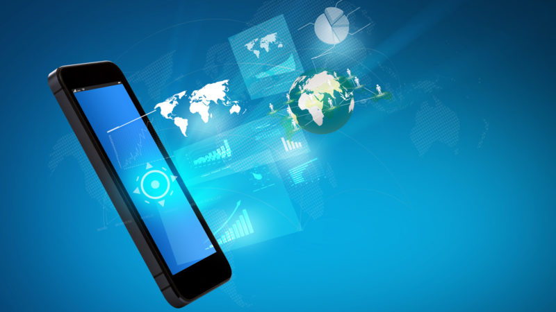 ضریب نفوذ تلفن همراه هوشمند