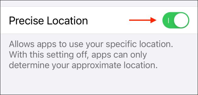 قابلیت ردیابی دقیق در اپلیکیشنهای آیفون